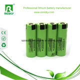 10A 2900mAh 3.7V Lithium-Ionenbatterie mit NCR18650PF Zelle