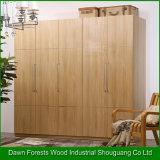 Шкаф мебели панели самомоднейшей конструкции