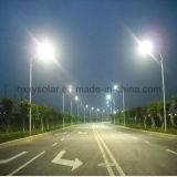 Luz solar solar integrada al aire libre del jardín de la luz de calle de la luz 5W-120W LED con precio de fábrica