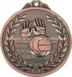 7cm Vollyball Medal