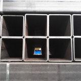De originele Fabrikant met de Concurrerende Zwarte van de Prijs beëindigt Mej. Square Steel Tube