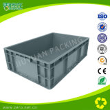 Grey Color Light Duty Plastic Mold Turnover Box
