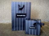 Sacchetti del regalo di acquisto della carta kraft di Lanimated dalla fabbrica professionale (FLP-8965)