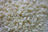 純粋で白いカラーバージンのプラスチックのABS微粒