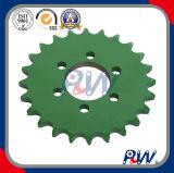Montage-Flansch-industrielle Kettenräder (23T)