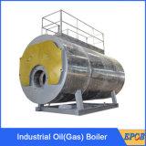 Caldeira de vapor do petróleo/gás com certificação de Asme do CE