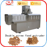Máquina seca de la transformación de los alimentos de animal doméstico