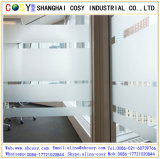1,22 * 5om personnalisé Hot Imprimé Flexible Packaging PVC Window Film avec bon autocollant