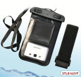 Прочные водоустойчивые мешки с планкой рукоятки для Samsung S3 S4