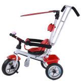 Tricycle de bébé de trois roues avec la bonne qualité