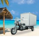 150/200cc secan la custodia del triciclo del cargo, policía motorizado tres (TR-7B)