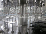 Vollautomatisches rotierendes niedriges Vakuumflüssige Füllmaschine