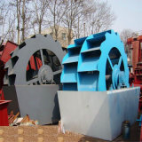 Espiral de rueda de cangilones arena de sílice lavadora de limpieza