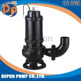 Acqua di alta efficienza/pompa per acque luride sommergibili con il regolatore del pannello di controllo