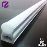 La pleine lumière de tube du plastique T5 DEL, DEL T5