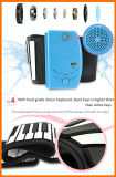 88 Keys Flexible Silicon Folding USB Piano Keyboard pour PC