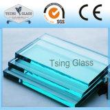 Vidro temperado Tempered de bronze com vidro personalizado de Tsing do logotipo
