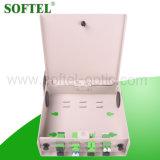 Coffret d'extrémité de 6 faisceaux avec l'adaptateur de FC/Sc/St/LC