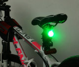 Voyant d'alarme imperméable à l'eau de vélo de DEL