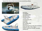 Aqualand 19feet 5.8m Rigid Inflatable Motor Boat/Rib Fishing Boat (RIB580S)