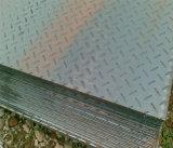 Plat Checkered galvanisé plongé chaud des prix