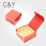 Caixa de armazenamento de madeira da jóia