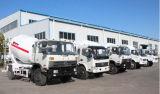 4 M3 6 M3 kleiner Betonmischer-LKW-obere Teile auf Verkauf