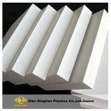 건축을%s 백색 색깔 10mm PVC Co-Extrusion 널