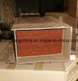 telha de borracha Wear-Resistant de borracha grossa das telhas de revestimento de 30mm
