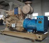 船、ボート、CCS/Imoの証明の容器のための270kw/338kVA Cumminsの海洋の補助ディーゼル発電機
