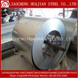 Classe principal bobina de aço galvanizada Prepainted com ISO