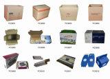 Лидирующие коробки коробок упаковки еды коробки торта печатание Cmyk бумажные