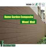 Revêtement en bois de mur du plastique WPC de Decking composé imperméable à l'eau