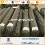 Rivestimenti interni di superficie lisci dello stagno del PVC Geomembranes di colore di azzurro grigio
