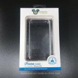 Коробка подарка пластмассы PVC/PP/Pet упаковывая для стикера телефона