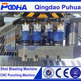 Машина давления пунша CNC алюминиевого пунша плиты малая