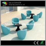 Table basse de meubles de jardin de la CE et présidence (BCR-240C, BCR-336T)