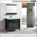 Vaidade do banheiro do banheiro Vanity/Classical do hotel/vaidade de madeira clássica americana do banheiro (T9120)