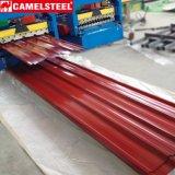 鋼板の価格のタイプのカラー上塗を施してある屋根ふきシート