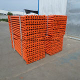 2200-3900mm гальванизированная упорка ремонтины регулируемая стальная для системы форма-опалубкы