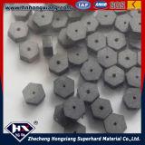 Поддержанные & неподдержанный поликристаллические пробелы волочильной матрицы провода диаманта PCD