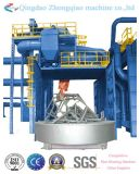 Table rotatoire Shot Blasting Machine avec Good Quality