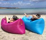 Логос спального мешка раздувной ткани спального мешка пляжа Nylon изготовленный на заказ приемлемо