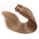 Vente en gros Remy Brazilian Human Hair Satyly Straight Weave (BHF037)