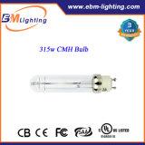 Doppelwachsen ausgabe-Luft abgekühlter Reflektor 600watt HPS/CMH helle Installationssätze für Wasserkultur