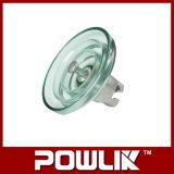 Isolador de suspensão de vidro da alta qualidade (LXP-210)
