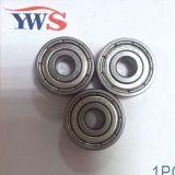 Cuscinetto a sfere profondo materiale della scanalatura dell'acciaio inossidabile S625zz