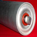 Rodillo de nylon del transportador de rodillo del transportador del HDPE del rodillo del transportador