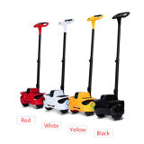 GroßhandelsBlack Two Wheels Colorful Handle Self Balance Scooter für Adults