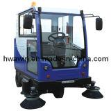 Hw - E800LC china fabricante Barredora Industrial Truck Montado Pulverizador Machine